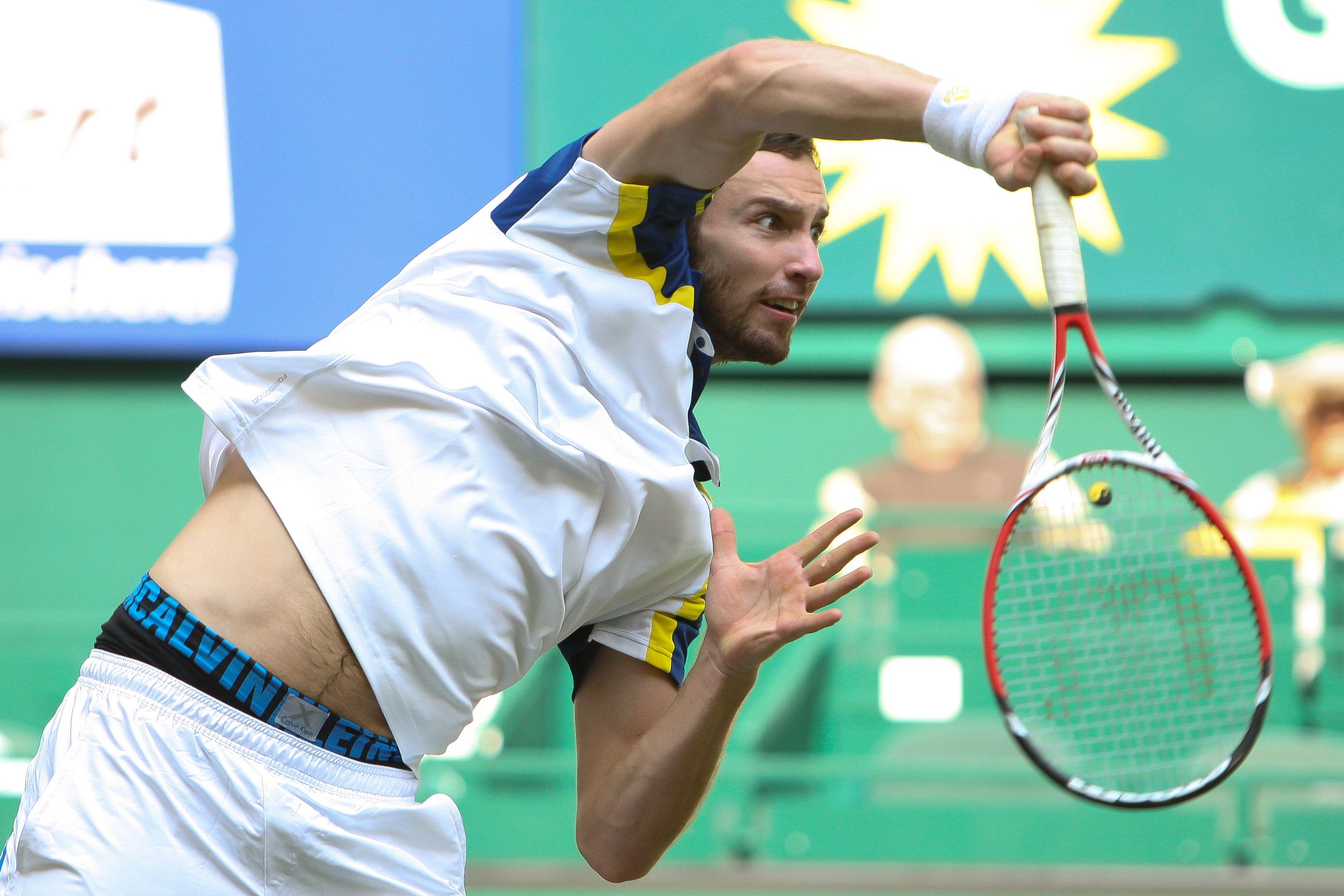Ernests Gulbis (LAT) - Gerry-Weber-Open Halle 2013